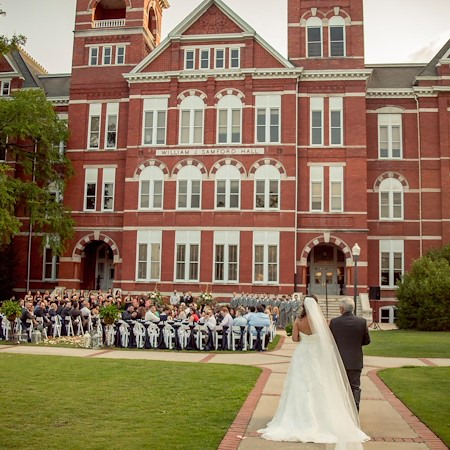 Auburn Weddings